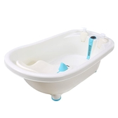 嬰兒浴盆 寶寶洗澡盆嬰幼兒感溫澡盆新生兒洗澡桶 兒童大號沐浴盆