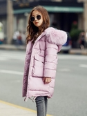 女童棉衣2018冬裝新款兒童韓版洋氣棉襖外套中大童加厚羽絨棉服