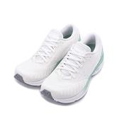 MIZUNO WAVE RIDER 24 WAVEKNIT 慢跑鞋 白/翠綠 J1GD207502 女鞋 運動│休閒