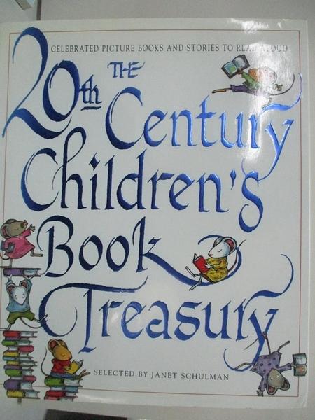 【書寶二手書T1/少年童書_DRP】The 20th-Century Children s Book Treasury: Picture Books..