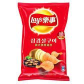 樂事韓式辣烤豬肉 97G【愛買】