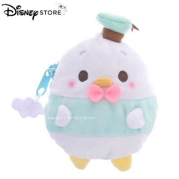 日本 DISNEY STORE 迪士尼商店限定 ufufy系列 唐老鴨 玩偶零錢包