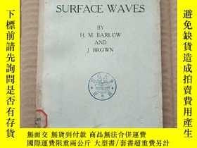 二手書博民逛書店radio罕見surface waves(P370)Y173412