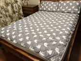 床墊 冷感床墊夏季透氣清涼床褥接觸涼感灰熊涼感度4.1級其它3.1級【快速出貨八折搶購】