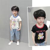 ✡清涼一夏✡ 短袖T恤純棉中大上衣韓版體恤潮