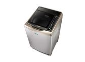 三洋15KG變頻不鏽鋼DD直流馬達超音波玻璃觸控面板單筒直立式洗衣機 SW-15DVGS