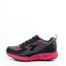 DIADORA  女段戶外鞋-黑 DA9AWO7050