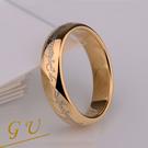 【GU】W21男戒指女戒生日禮物鎢鋼戒指鈦鋼戒指GresUnic Agloce 18K烏玄至尊魔戒 單賣