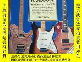 二手書博民逛書店The罕見Guitar Handbook: A Unique S