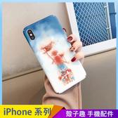 Q版魯夫 iPhone SE2 XS Max XR i7 i8 i6 i6s plus 手機殼 動漫卡通 草帽小子 保護殼保護套 磨砂硬殼 防摔殼