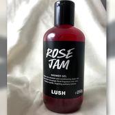 *禎的家* 英國原廠 LUSH  年度限量沐浴精  玫瑰果醬 250g  ROSE JAM