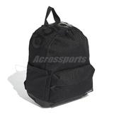 adidas 後背包 Classic Mini Backpack 黑 白 男女款 運動休閒 【ACS】 ED0275