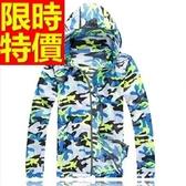 防曬外套-抗UV防紫外線經典薄款男夾克6色57l17【巴黎精品】