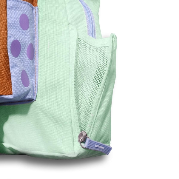 Nike 後背包 Classic Kyrie Spongebob 綠 棕 男女款 兒童款 章魚哥 【ACS】 CN2219-310