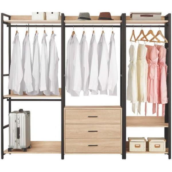 衣櫃 衣櫥 MK-589-7 艾麗斯7.2尺組合衣櫥 【大眾家居舘】