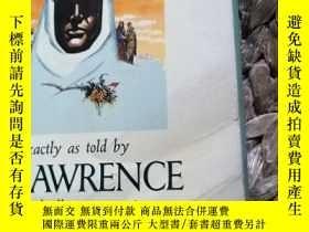 二手書博民逛書店Lawrence罕見of Arabia ——Seven Pill