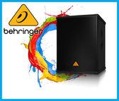 【小麥老師樂器館】Behringer 耳朵牌 Passive speaker B1800X PRO 被動式喇叭 喇叭