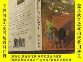 二手書博民逛書店Because罕見of Winn Dixie:因為Winn DixieY200392