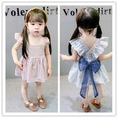 618好康鉅惠連身裙夏裝兒童背心裙0-1-2-3歲女童裙子夏款