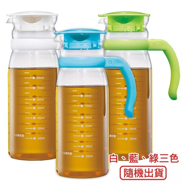 日本寶馬冷熱兩用水壺TA-G-CP-1200(顏色隨機出貨)