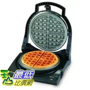 [美國直購] Chef s Choice 840B 圓型松餅機 WafflePro Express Waffle Maker, Classic Belgian