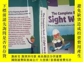 二手書博民逛書店Complete罕見Book of Sight Words 英文原版 書脊有破塤Y198833 Shannon