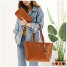 包中包-簡約金標流蘇托特包-共4色-A15152329-天藍小舖