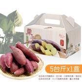 [限時]福壽伯-栗子地瓜 (5台斤盒裝)