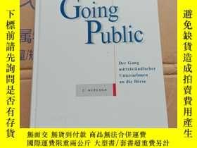 二手書博民逛書店Going罕見Public(精裝 大32開)【2-1】Y1651