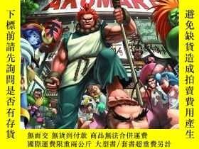 二手書博民逛書店Udon s罕見Art Of CapcomY255562 Udon Udon Entertainment 出