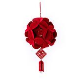 福花球立體吊飾15cm