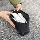 化妝包 大容量多功能簡約便攜小號韓國化妝袋品收納包