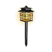 KINYO 日式太陽能LED庭園燈 GL-6025