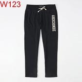 AF Abercrombie & Fitch A&F A & F 男 長 棉褲 AF W123