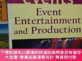 二手書博民逛書店Event罕見Entertainment and productionY24040 mark sonder m