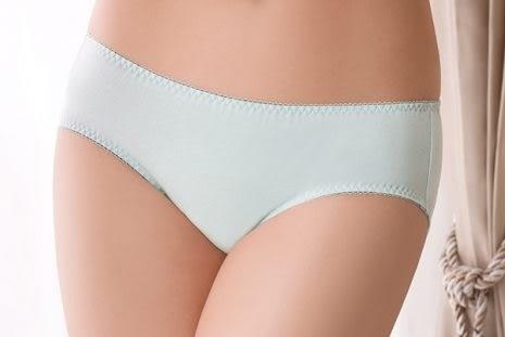 貝恩 時尚簡約低腰內褲-蒂芬妮藍