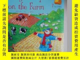 二手書博民逛書店1001罕見things to spot on the farm