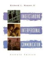 博民逛二手書《Understanding Interpersonal Commu