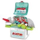 Doctor Little Bag 玩具醫生背包組 藍色 TOYeGO 玩具e哥