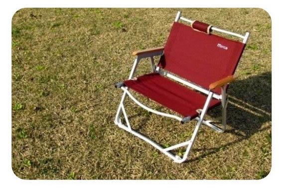 戶外野營折疊椅便攜式鋁合金休閑椅導演椅出口韓國沙灘釣魚燒烤椅 現貨加預購