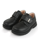小男生鞋 皮鞋 童鞋 黑色 大童 no117