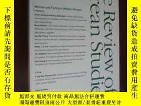 二手書博民逛書店The罕見Review of Korean Studies Vo