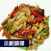 『輕鬆煮』客家小炒(350±5g/盒)(配菜小家庭量不浪費、廚房快炒即可上桌)
