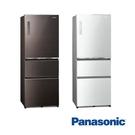 【南紡購物中心】Panasonic 國際牌 500公升 玻璃 三門 電冰箱 NR-C501XGS 新鮮急凍結