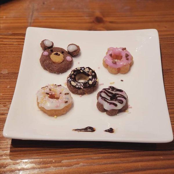 可利斯手工diy糖果-甜甜圈組合 38g【4901551355600】(婦幼寶貝)