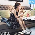 【V2316】shiny藍格子-清甜春華...