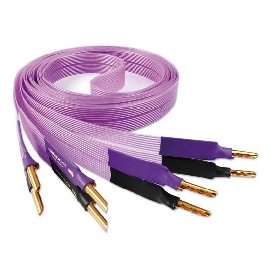 《名展影音》美國 NORDOST PURPLE FLARE- PF3MB紫電喇叭線  3米/對