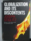 【書寶二手書T5/社會_ZAO】Globalization and its Discontents