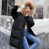 現貨MXXL防風保暖實拍裝新款羽絨服寬松大碼女裝棉服外套學生面包服8810(F1055)