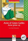 Helbling Readers Red Series Level 3: Anne of Green Gables Anne grows up ..